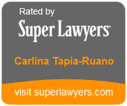 TRG - Super Lawyers - Carlina Tapia-Ruano